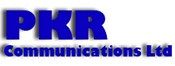 PKR Communications logo